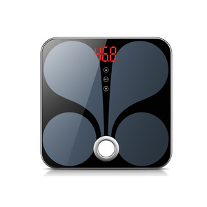 Newest Digital bathroom scale fat wireless body fat scale for sale
