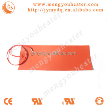 12v Heat Tape Heating Elements Silicone Rubber Heater