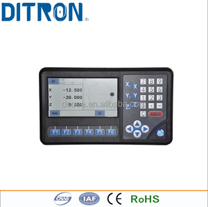 LCD digital readout / DRO system