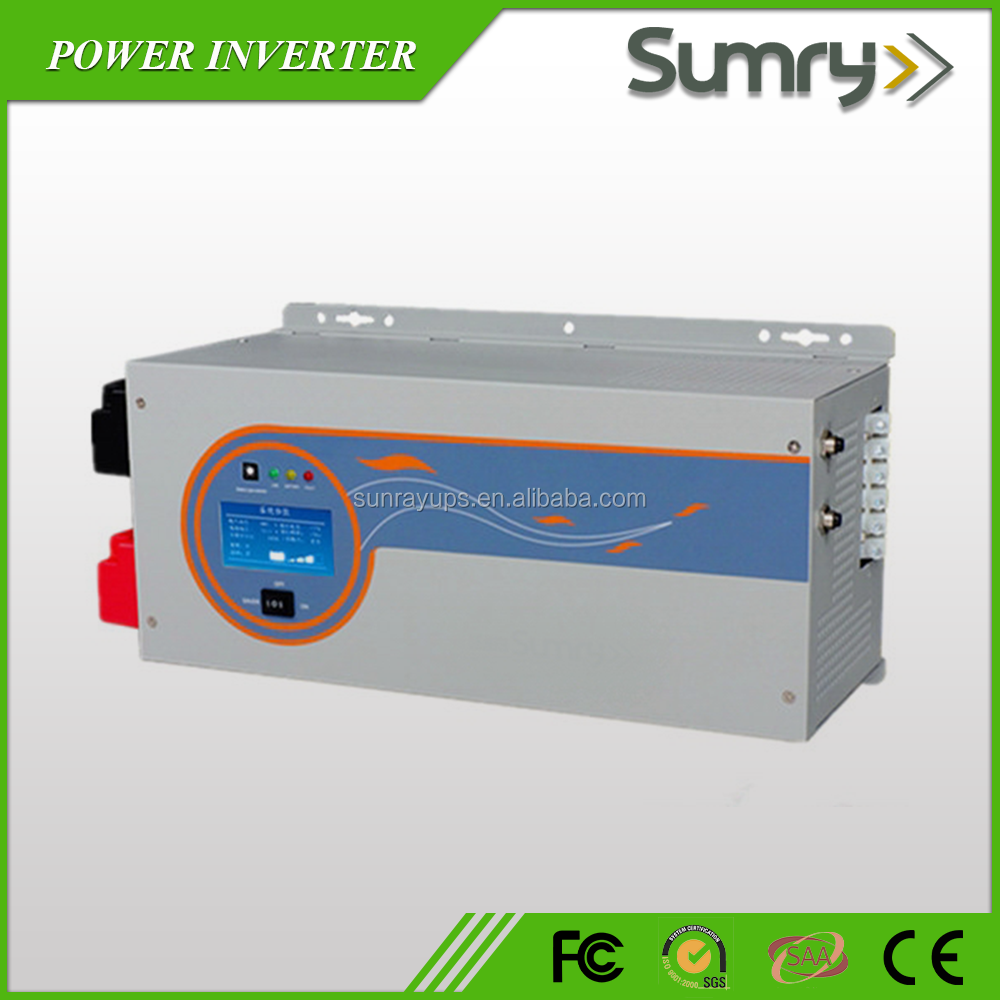 Low battery voltage trip selectable, Pure sine wave solar tronics inverter