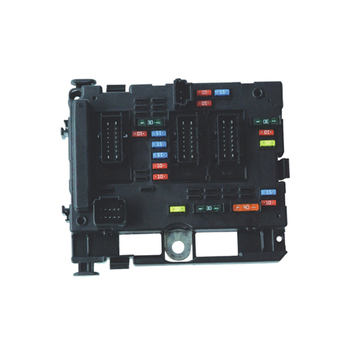 9657608580 fuse box module general system relay controller body control for peugeot  206 cabrio 307 cabrio