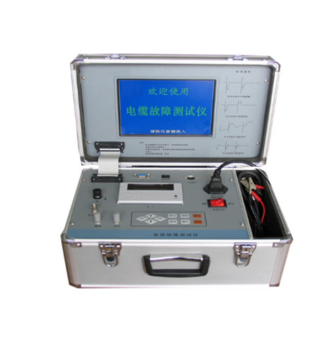 Cable fault locator RS012 tdr cable tester price