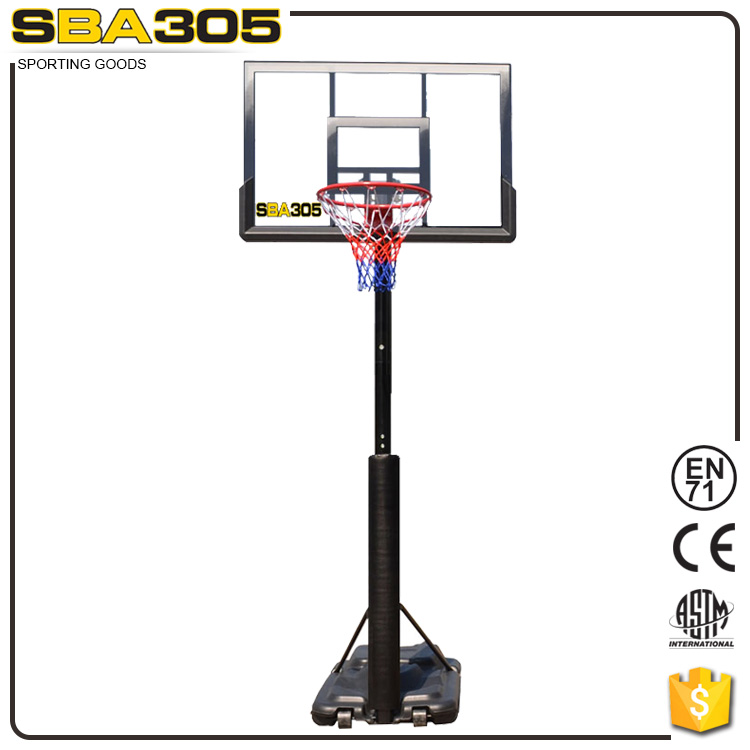 factory price mini basketball equipment stand