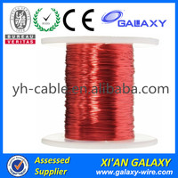 Cost price UL certificate class 200 polyester or polyester-imide overcoated polyamide-imide enameled copper wire 1mm