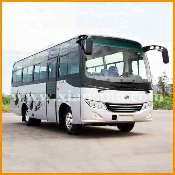 high quality cheap LISHAN mini bus 24-31 seater bus for sale south africa