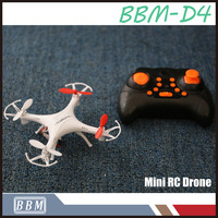 953 LED Lights 4CH Mini 2.4HZ Battery Operated Toy Plane With 6Axis Gyroscope