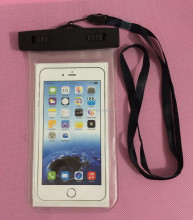 Hot promotional cheap waterproof cell phone PVC bag, universal waterproof mobile phone case