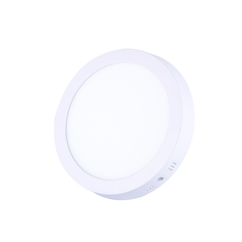 Surface mounted installation ceiling lamp led round panel lights