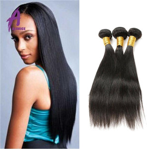China Manufacturer Fast Shipping Fashion 100 Remy Malaysian Virgin Straight Hair