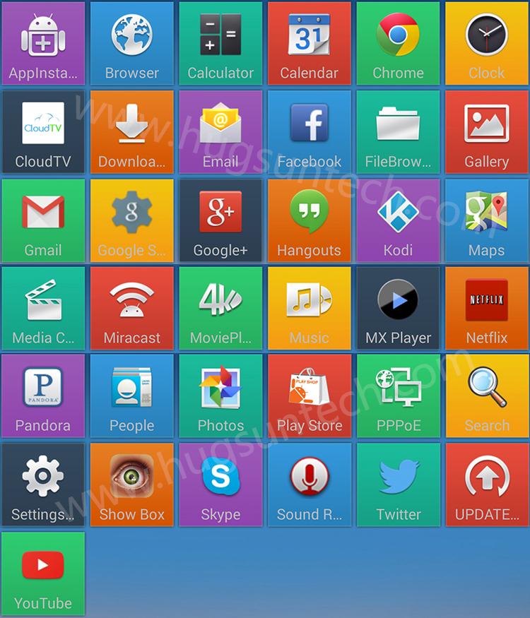 MXQ Full HD Media Player Wi Fi Android TV Box Mini PC Free