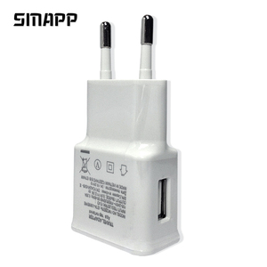 2018 Hot Selling 5V 2A EU Plug Micro USB Wall Charger For Samsung
