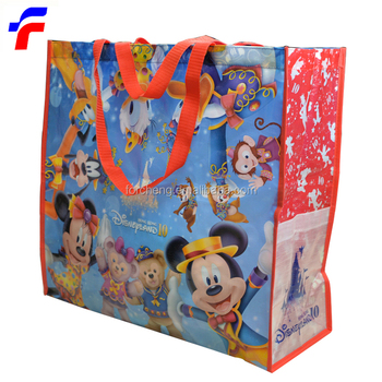 wholesale custom waterproof non woven reuseable shopping bag
