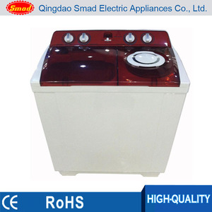 9kg semi-automatic twin tub washing machine for clothes