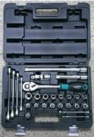 27pc, Ratchet wrench and Socket Set