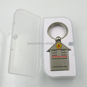 Private mould 8gb metal usb memory drive house shape promotional usb pen drive 4 gb metal usb