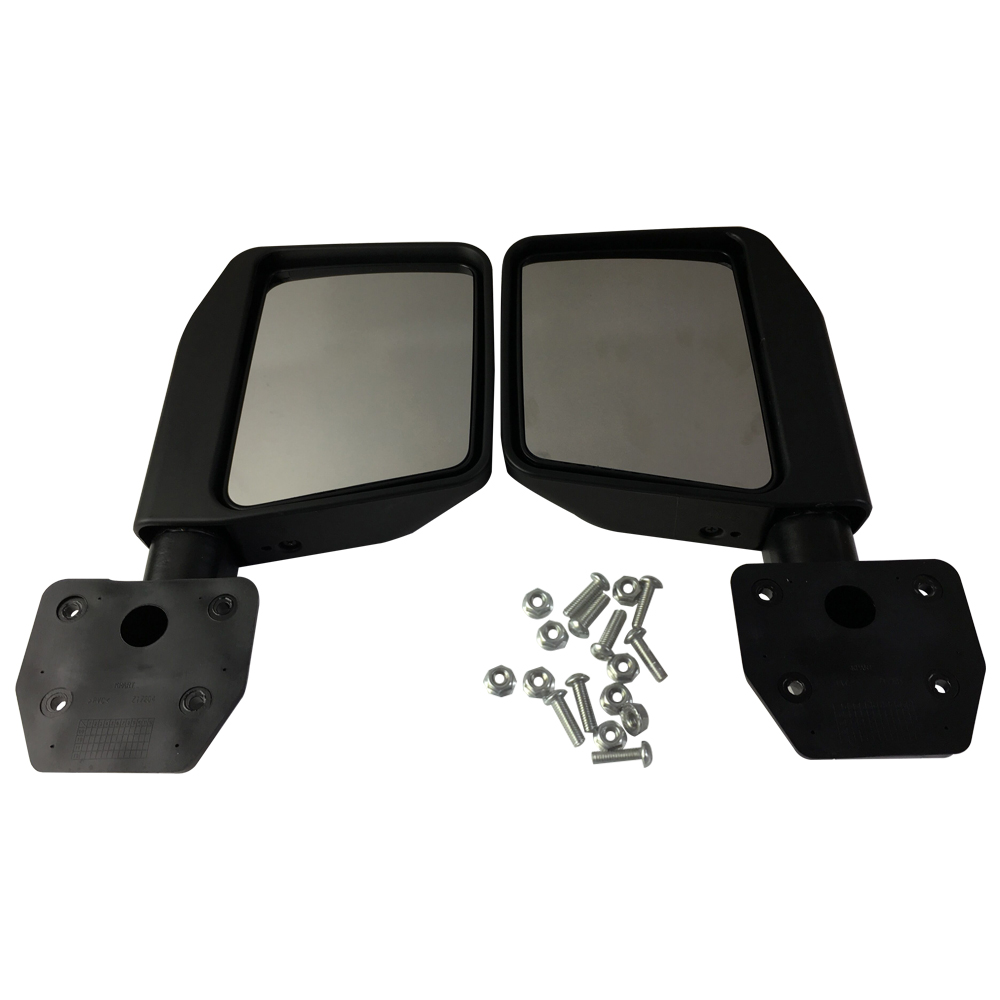 includes side mirror kit - 1000×1000