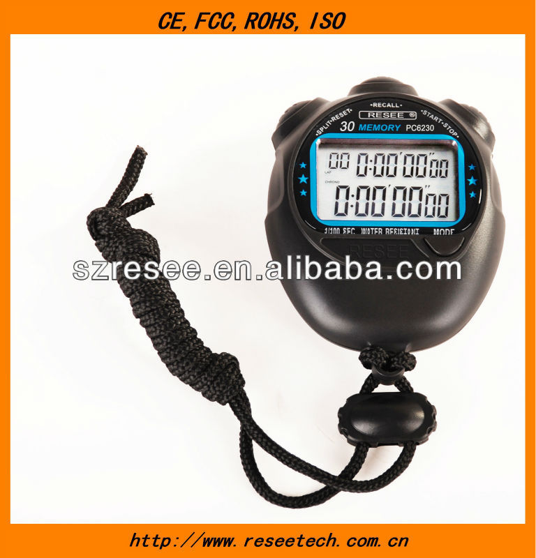 2012 new design professional stopwatch sports