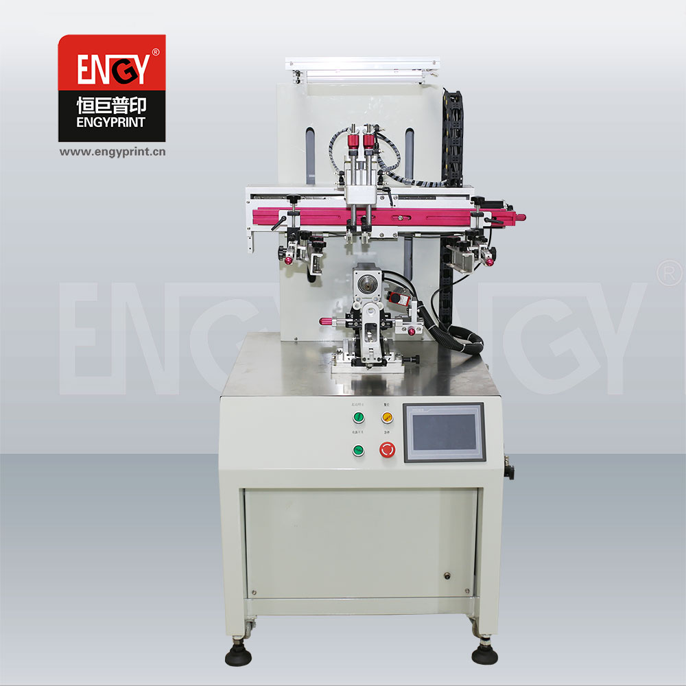 Semi-automatic Manual Textile Screen Printing Machine With Micro Registration