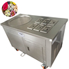 Alibaba gold supplier thailand style roll fry ice cream machine with flat table
