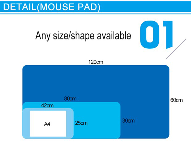 HX Dunk master mouse pad custom gaming mouse pad