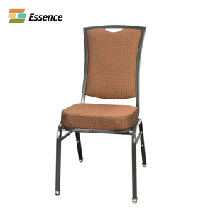 Factory Hot Sales Hotel Metal Banquet Chair