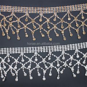 Rhinestone Crystal Cup Chain 0b51d97b4ab3