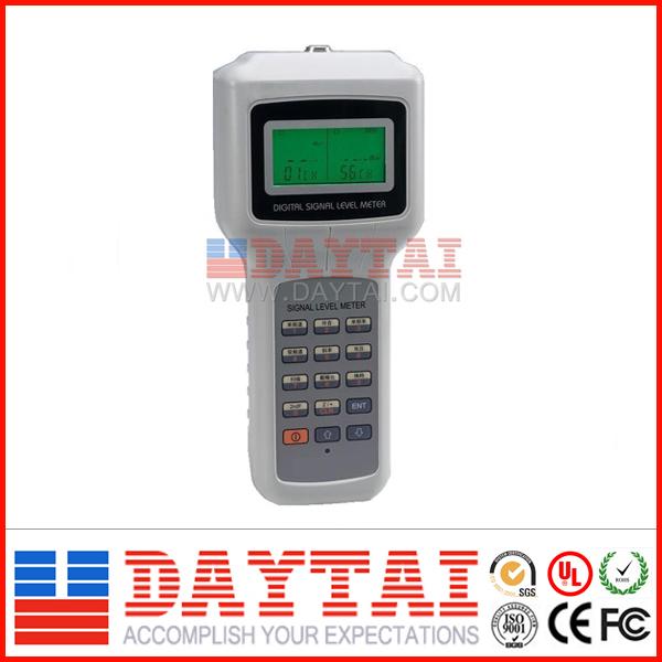 Hot Sale Rf Signal Level Meter/db Meter/signal Level Meter (t1125) - Buy Rf  Signal Level Meter,Catv Signal Level Meter,Cable Tv Signal Meter Product