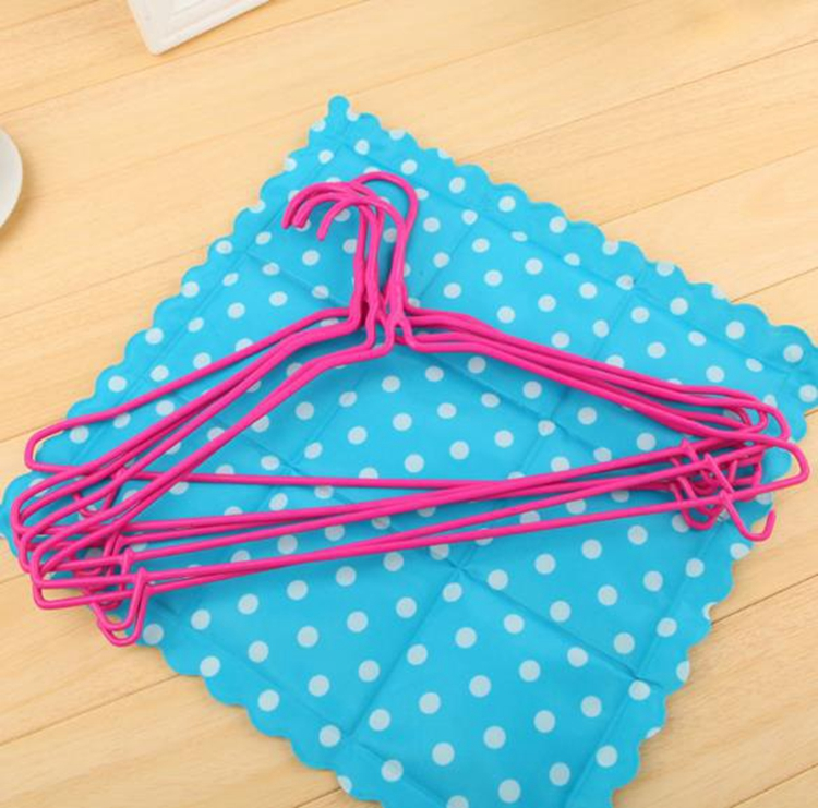 Professional Import Products Wire Hanger Eco-friendly Plastic Coated ...