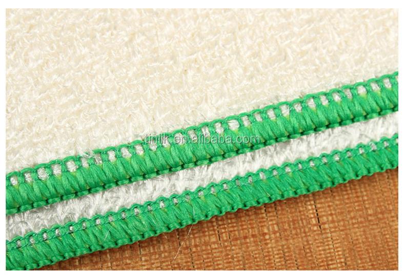 """10 """"* 10"""" Mikrofaser Nano Bambusfaser Geschirrtuch / Handtuch"""
