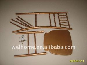 Unassembled Wooden Tiffany/chiavari chair
