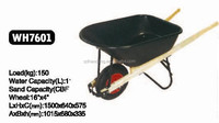 plastic tray,pneumatic tyre of Wheel Barrow WH7601