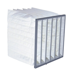 air purifying industrial dust cloth bag filter price
