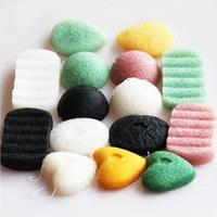 100% natural sponge for cleaning face and body Konjac Sponge