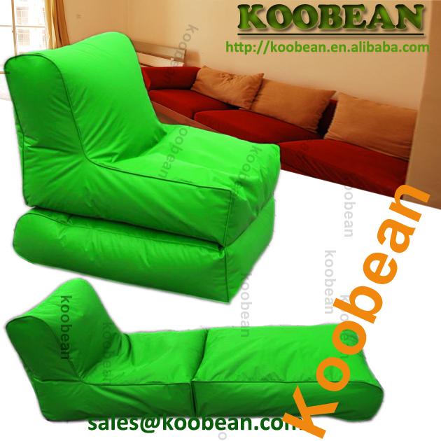Portable Legless Folding Bean Bag Sofa Chairbean Chairs Chair