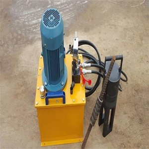High strength Anti - seismic type High quality High efficiency Lowest price steel coupler cold press machine