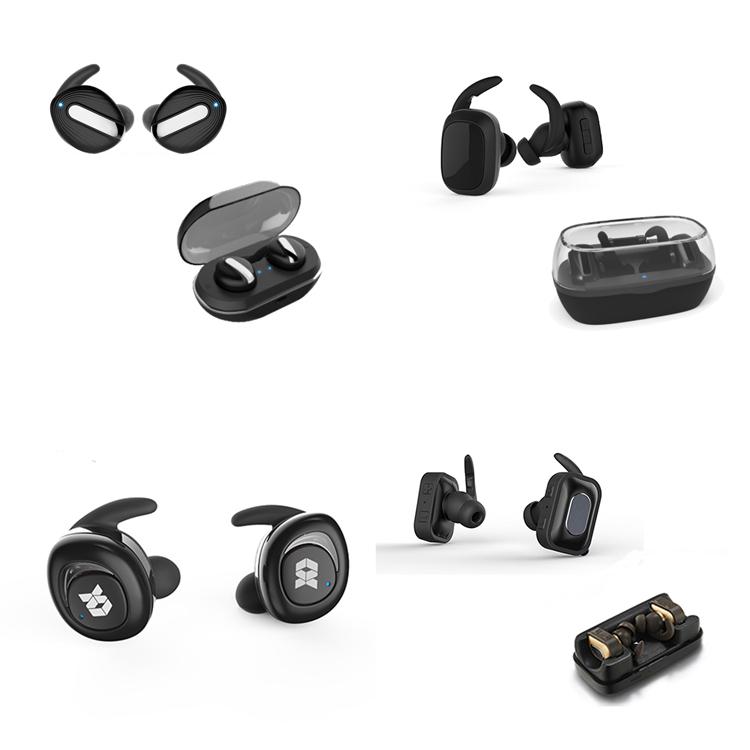 New mini sport waterproof Sweatproof true wireless TWS Headsets