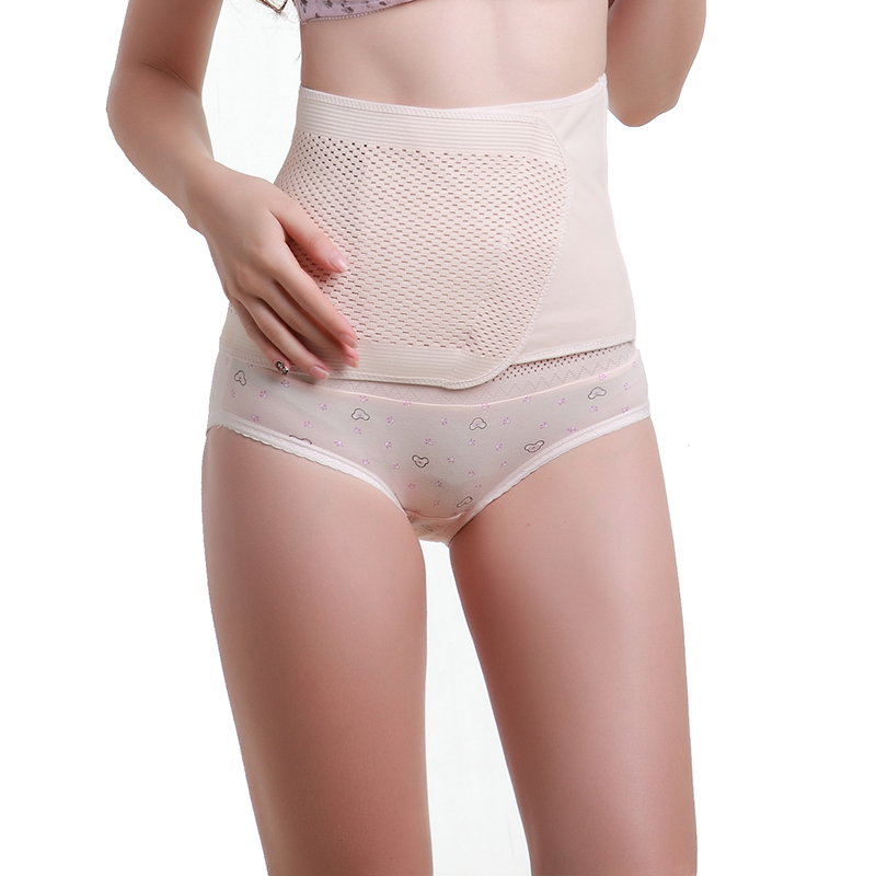 b1acca7f05 Get Quotations · Special Mommy Postpartum Corsets Cesarean Girdles Control  Shapers Women Tummy Knickers Body Shaper Trimmer Waist Cinchers