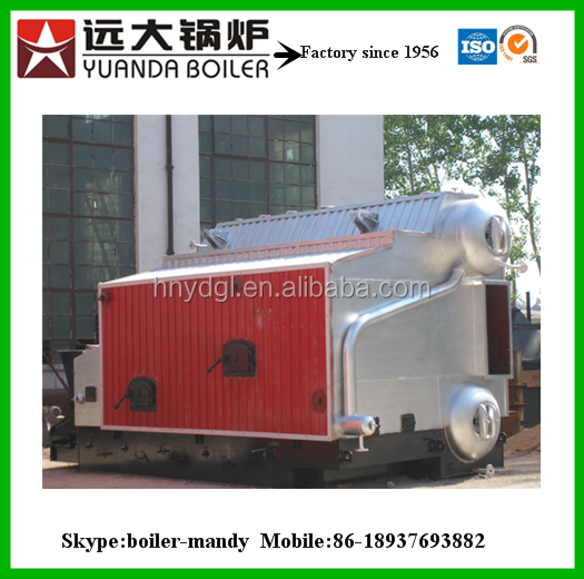 1.4mw 95 degree outlet temperature coal fired hot water boiler