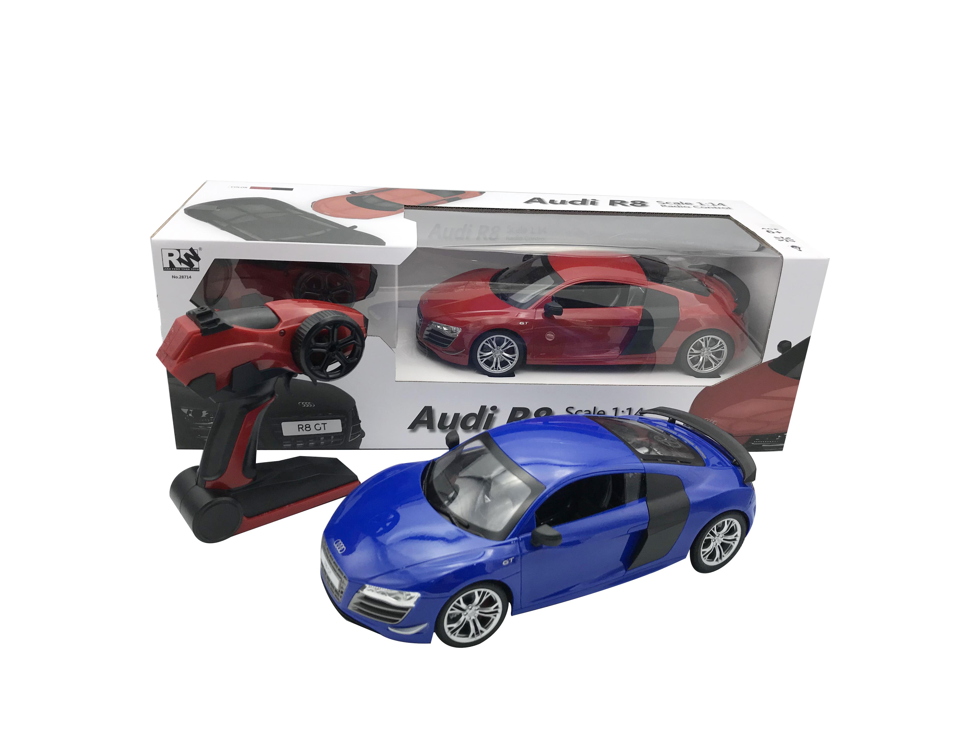 नई आइटम रिमोट कंट्रोल कार बच्चों ऑडी कार 2019 नए खिलौने आर सी कार