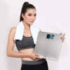 200kg Large Stainless Steel Platform Electronic Personal Body Scale