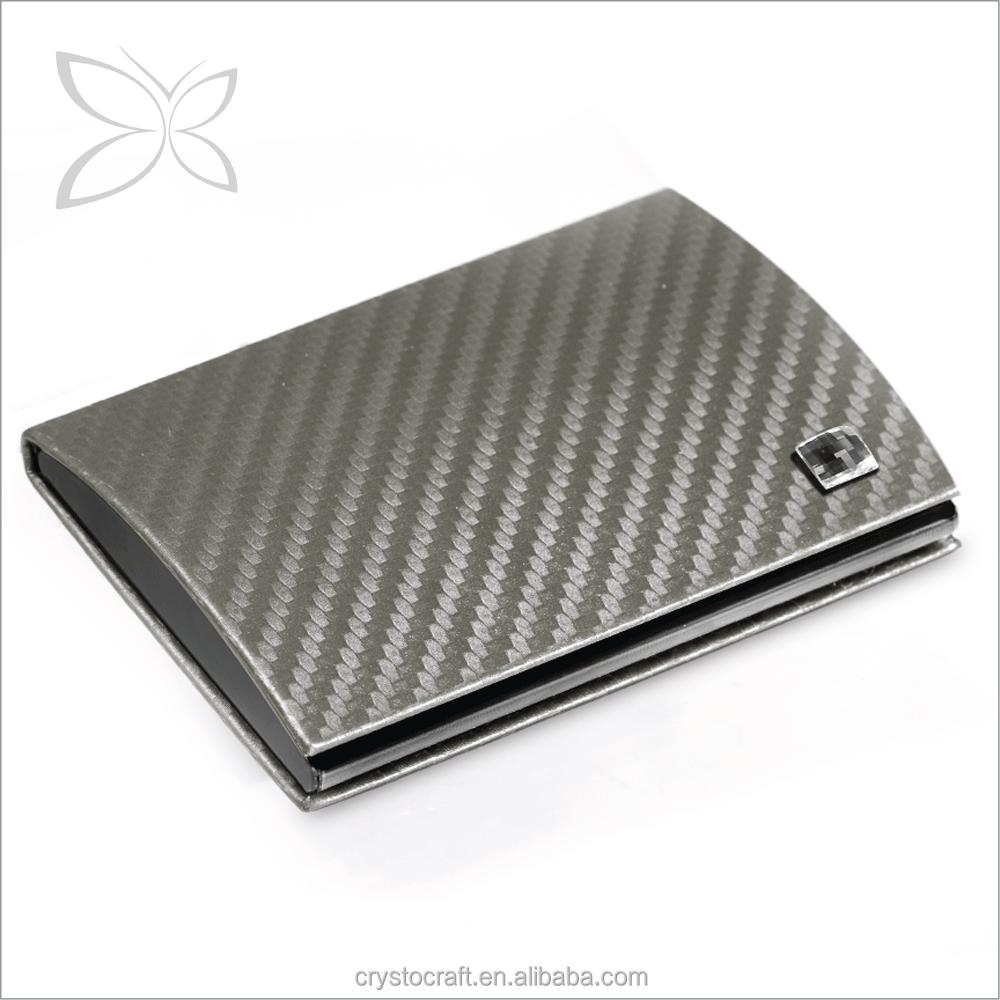 Metal Christmas Luxury Crystals Business Card Holders - Buy Metal ...