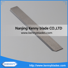 Factory Direct Sale Customized Size Tungsten Carbide Blades For Fabric Cutter