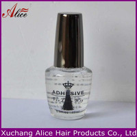 Factory wholesale hair extension tool adhesive for wigs