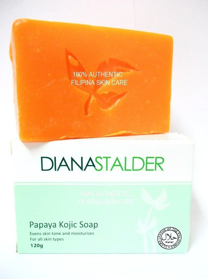 Diana Stalder Papaya Kojic Acid Whitening Soap