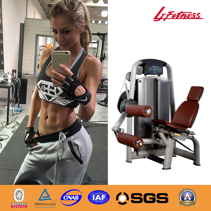 LJ-5623-2 Leg curl precor gym equipment