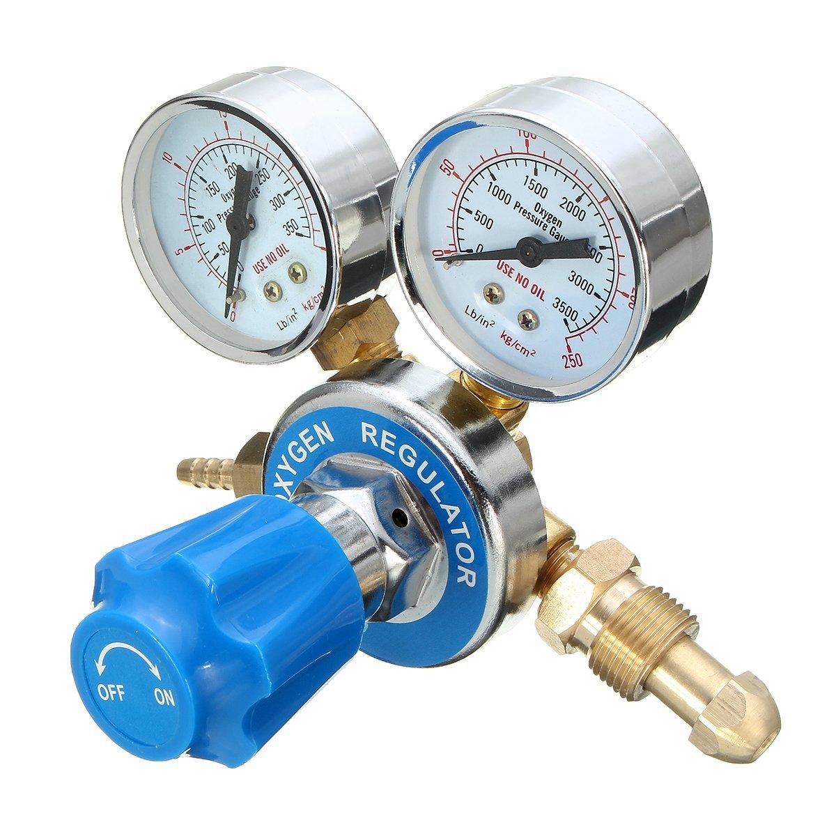 Smith Little Torch 23-1001D American Fitting Gentec Regulator Gas /& Oxygen Combo