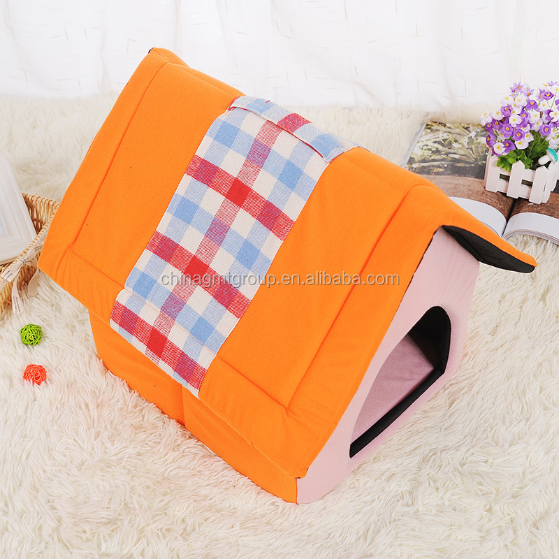 Colorful fashion cheap designer dog beds on sale durable pet house hot sale vix dog bed