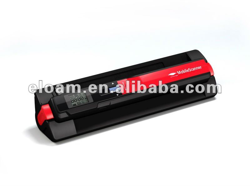 a1 handheld scanner with auto feeding 900dpi support up 32GB CIS sensor easy use