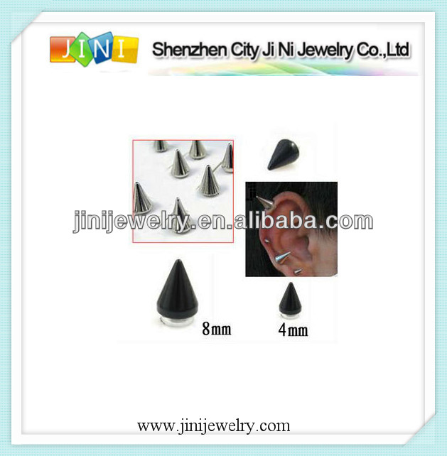 fashion earrings with magnet
