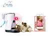 Newest arriving Smart Automatic Dog Cat Feeder wifi mobile remote control pet feeder with auto water Dispenser